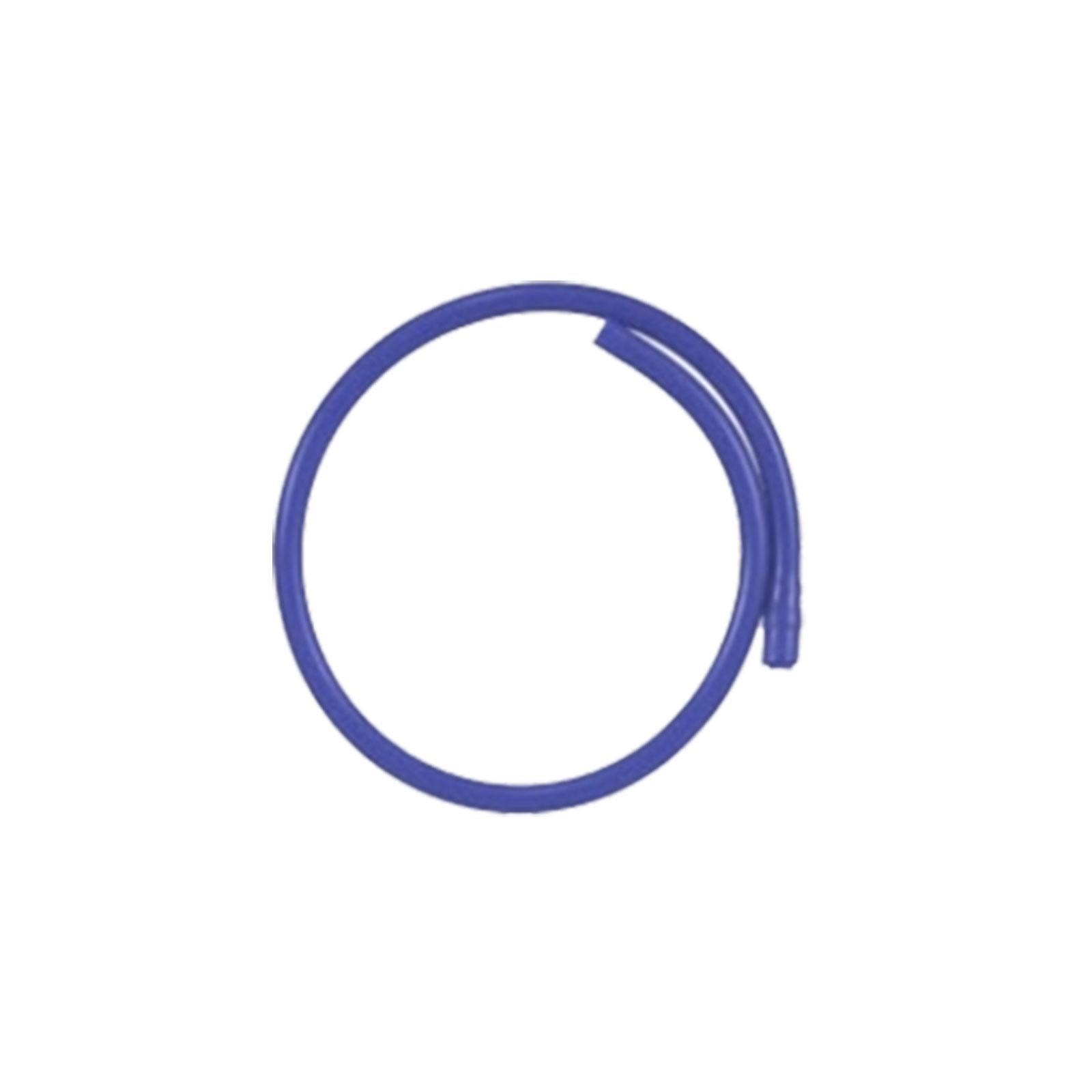 Truglo TG77SC Silicone Peep Tubing 25' Spool Blue
