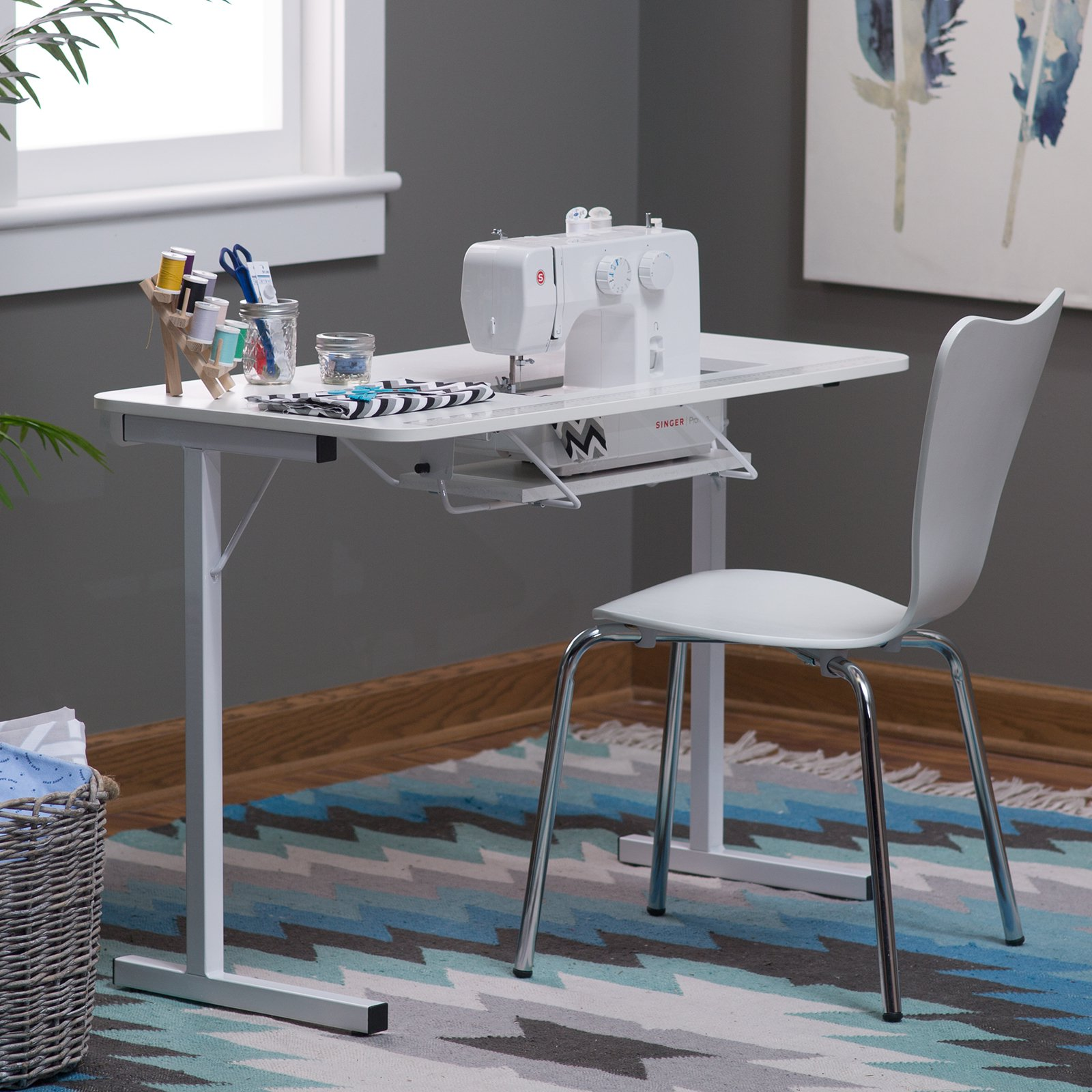 Portable sewing tables image collections table decoration ideas watchthetrailerfo arrow 601 gidget sewing table walmart watchthetrailerfo watchthetrailerfo