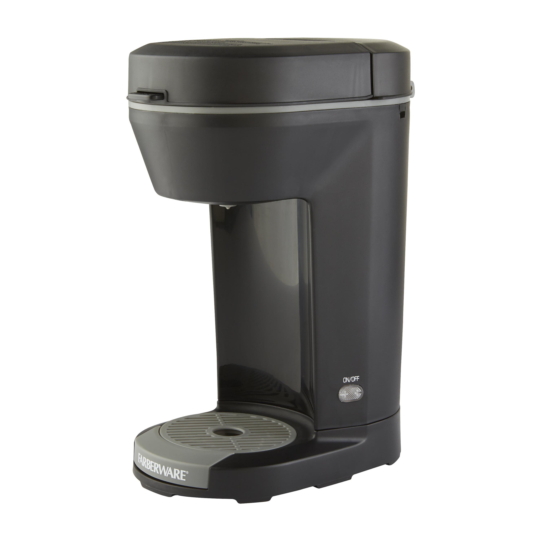 Farberware Single Serve Brewer Brews Single Serve K Cups