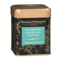 Taylors of Harrogate Afternoon Darjeeling Leaf Tea Tin, 4.4 Oz