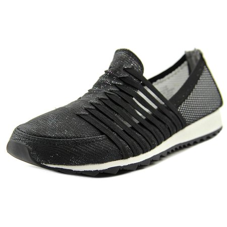 699759646d Easy Spirit Lehni Women Round Toe Synthetic Black Walking Shoe