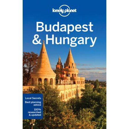Hungary Postage (Lonely planet budapest & hungary: lonely planet budapest & hungary - paperback: 9781786575425 )