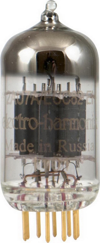 12AU7 Electro-Harmonix, gold pin by