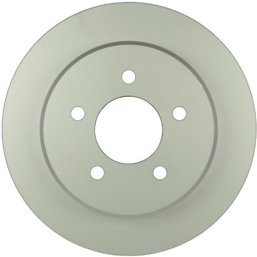 Bosch 16010144 QuietCast Premium Disc Brake Rotor, Rear