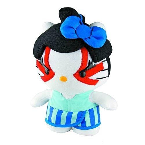 "Capcom Street Fighter X Sanrio Hello Kitty 10"" E. Honda Plush"