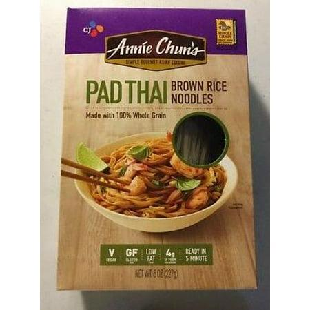 Annie Chun's Pad Thai Brown Rice Noodles 8 oz