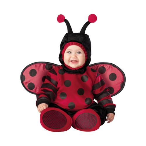 Baby Itty Bitty Lady Bug Costume Incharacter Costumes LLC 6028, 18-2T