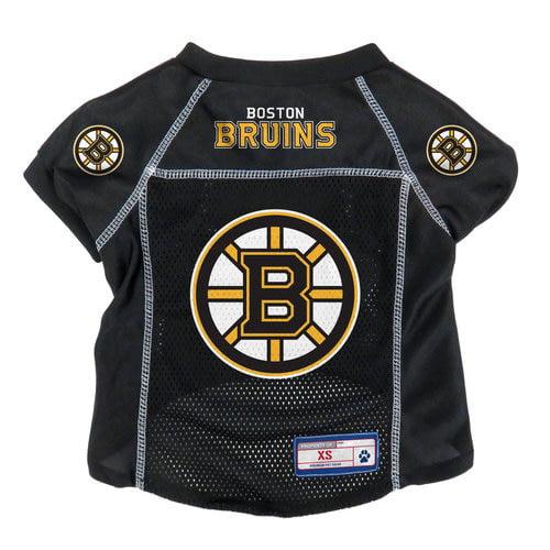 Boston Bruins Pet Jersey Size XS