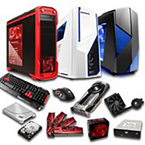 iBuyPower 'Build Your Own' Gaming Desktop Bundle - Select Case, Processor, Memory, Hard Drive, and more