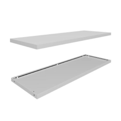 """Tennsco A36 Series Modular Filing System - 36"""" - Letter - Stackable - Light Gray (as36lbtlgy)"""