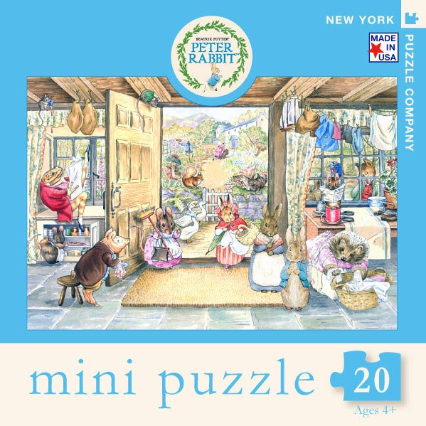General Store Peter Rabbit 100 Piece Puzzle