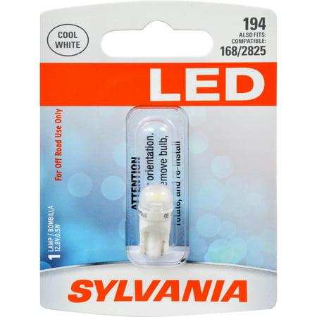 SYLVANIA 194 WHITE SYL LED Mini Bulb, Pack of 1