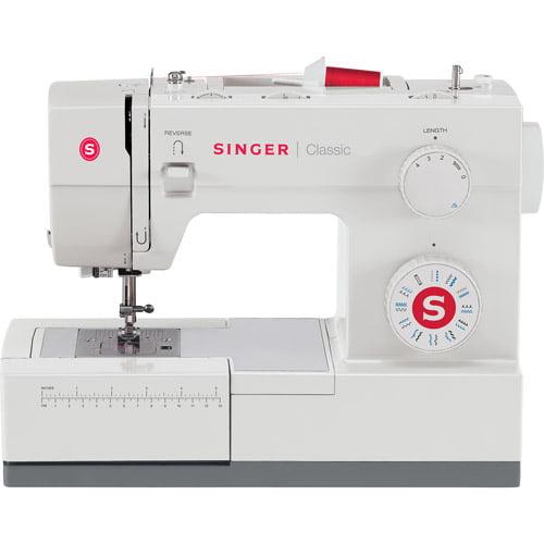 Singer Classic Heavy Duty Mechanical Sewing Machine