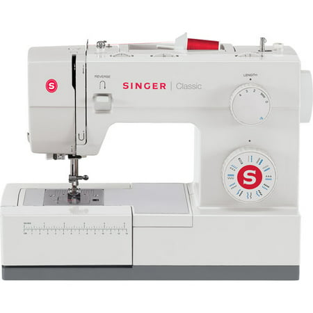 SINGER 44S Classic Heavy Duty Sewing Machine with 23 Built-In Stitches (Sewing Machine Gemsy)