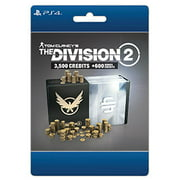 Tom Clancy's The Division 2 – 4100 Premium Credits Pack, Ubisoft, Playstation, [Digital Download]