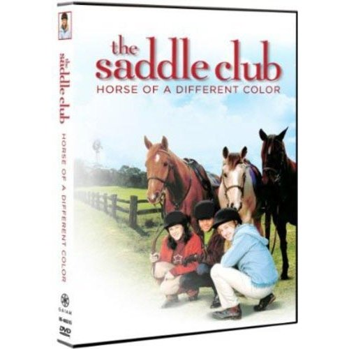 The Saddle Club: A Horse Of A Different Color (Full Frame)