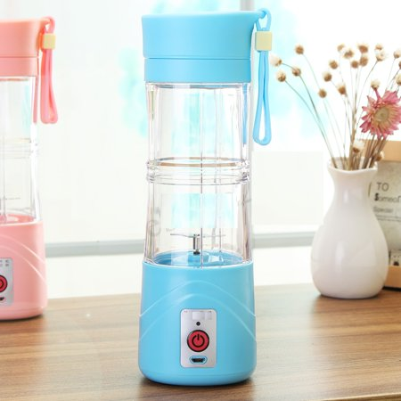 Personal Electric Fruit Juicer, Smoothie Maker, Portable Fruit