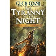 The Tyranny of the Night : Book One of the Instrumentalities of the Night
