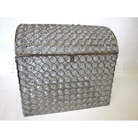 perfectmaze s crystal money bank wedding card letter rectangle box