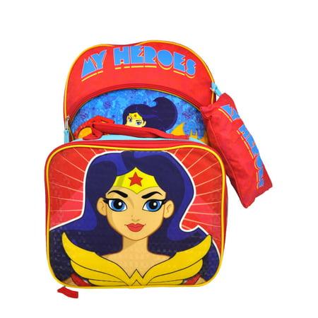 16' Pouches (DC Super Hero Girls 16