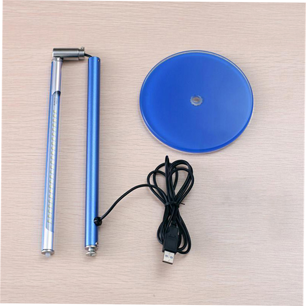 Rotatable SMD Bright LED Table Desk Lamp Study Reading USB Adjustable Light by konxa