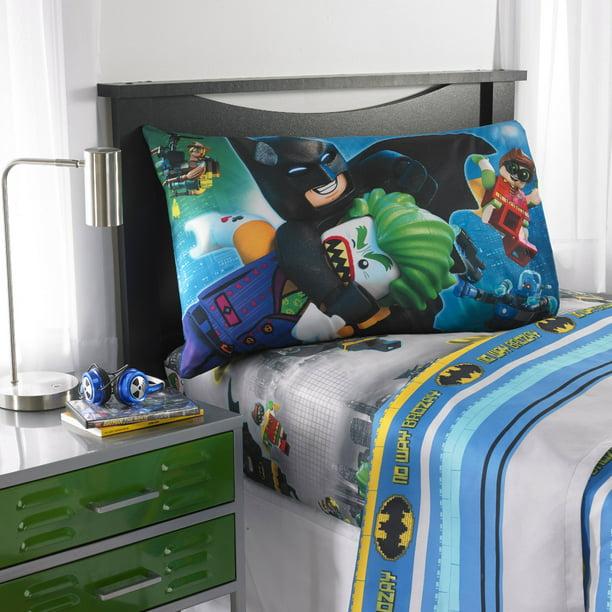 Way Brozay Bedding Sheet Set, Batman Joker Bedding
