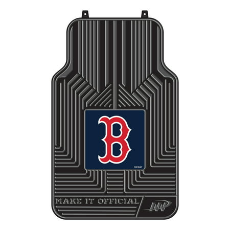 MLB Boston Red Sox Floor Mats - Set of 2