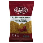 Chifles Plantain Chips Spicy, 5 oz