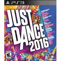 Just Dance 2016, Ubisoft, PlayStation 3, 887256014285