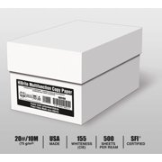 Product of Copy/Fax/Ink Printer Paper with 95 Brightness, 20-lb., Letter, 500 ct. - White