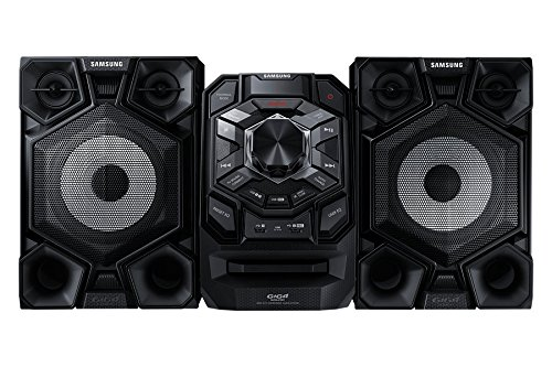 Samsung 600-Watt Bluetooth Dual Voltage Hi-Fi Audio Stereo Sound System With Single Disc Cd Player, FM-Radio,... by Samsung