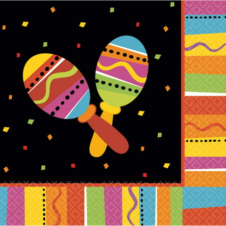 (2 Pack) Fiesta Fun Luncheon Napkins