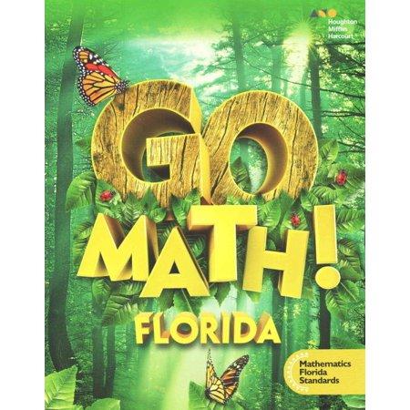 Go Math! : Mafs Student Edition Grade 1 2015 - Walmart.com