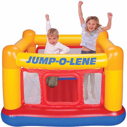 Intex Inflatable Playhouse Jump-O-Lene Bouncer
