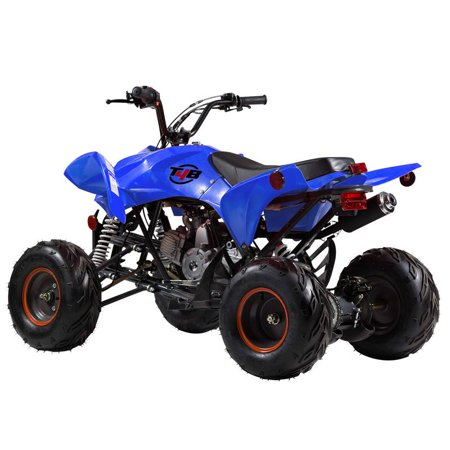 T4B T1 REBEL ATV 110cc KIDS Dirt Quad Recreational Outdoors, Off-Road, All Terrain, 4 stroke, single-cylinder, air-cooled - Green - image 2 de 5