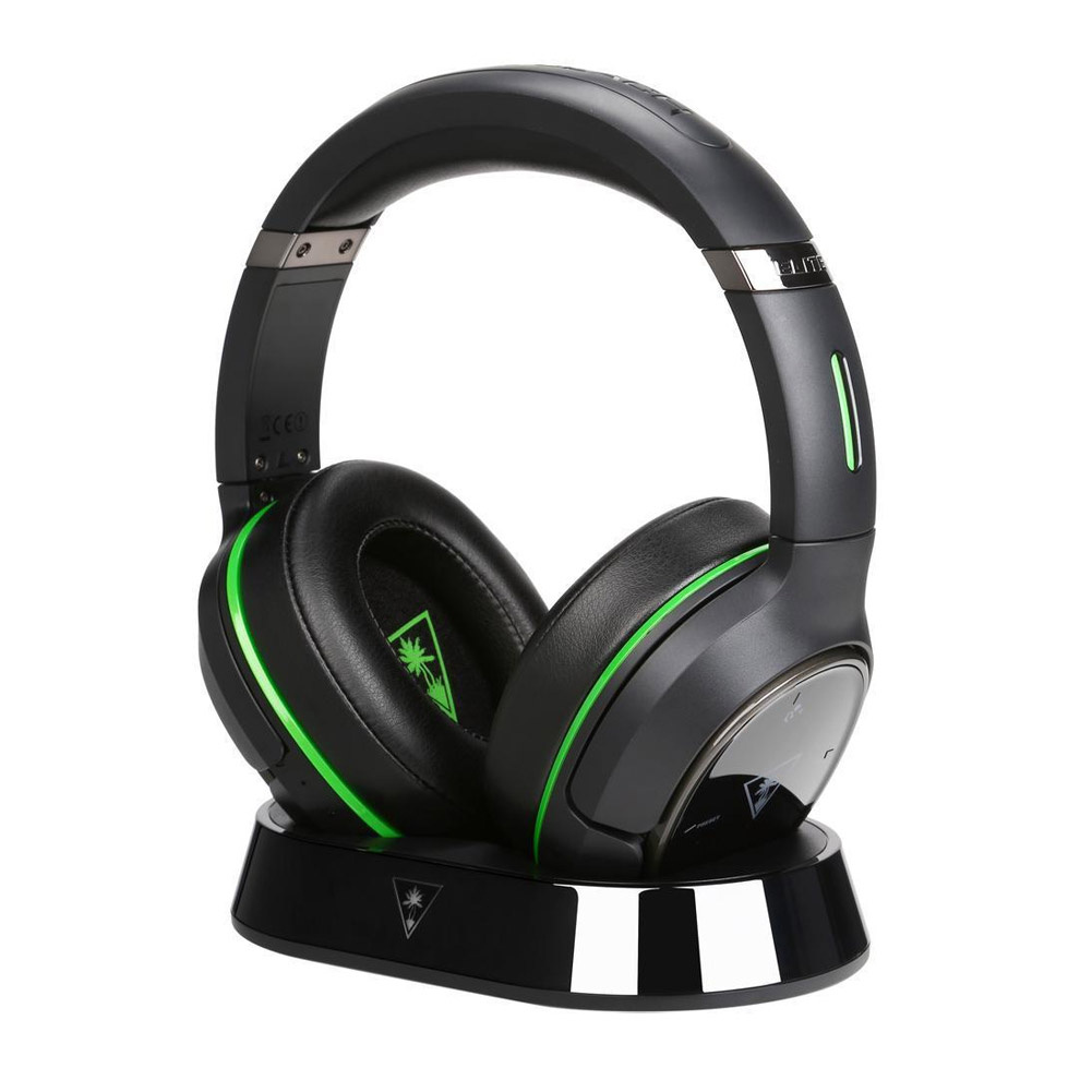 Turtle Beach Elite 800X Wireless Noise-Cancelling DTS Gaming Headset - Black