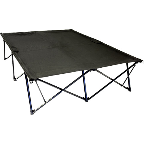 Tent Cot Double Kwik Cot Walmart Com