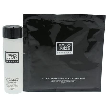 Best Erno Laszlo Hydra-Therapy Skin Vitality Treatment 4 x 1.25oz - Step 1, 4 x 0.19oz - Step 2 - 8 Pc Kit deal