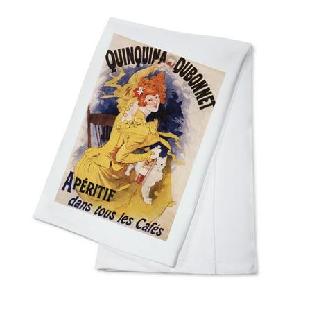 Dubonnet Rouge - Quinquina Dubonnet Aperitif Promo (100% Cotton Kitchen Towel)