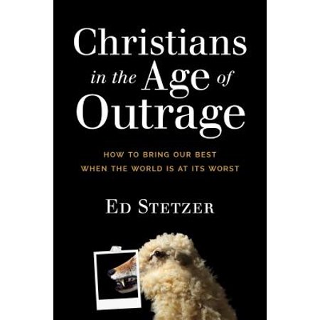 Christians in the Age of Outrage : How to Bring Our Best When the World Is at Its