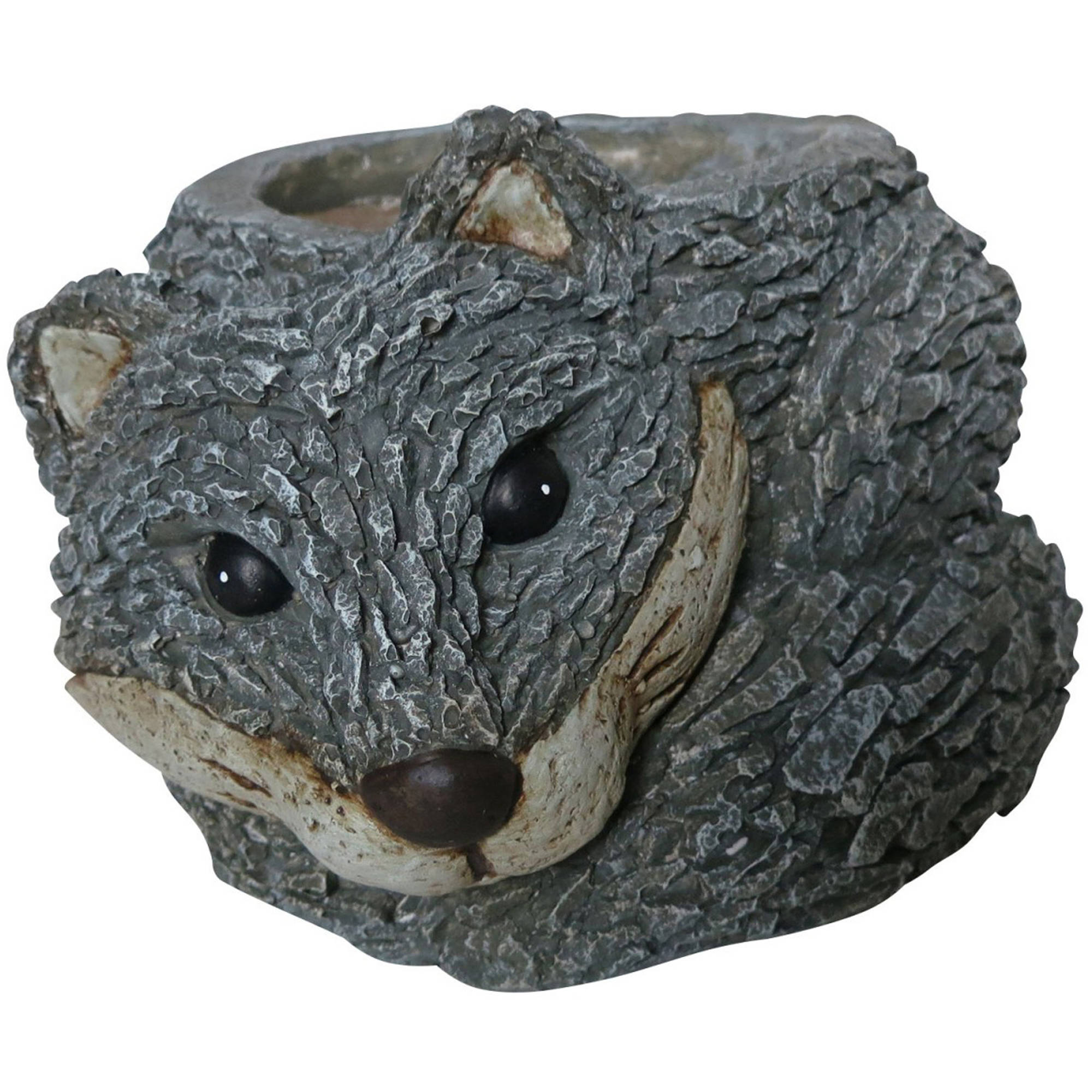 "7"" Animal Planters, Pack of 4"