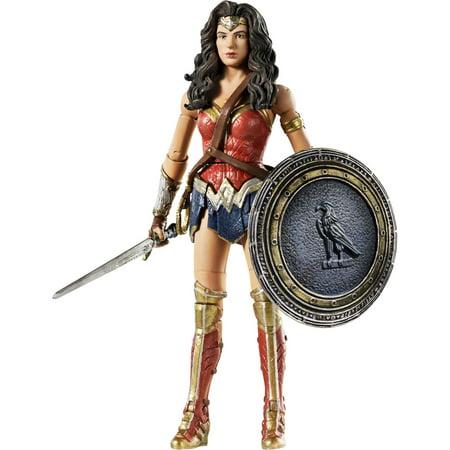 Batman V Superman: Dawn Of Justice Wonder Woman Figure - Wonder Woman Toms