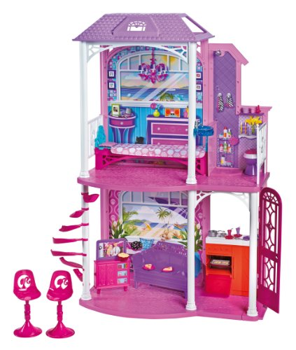Mattel Barbie 2-Story Beach House
