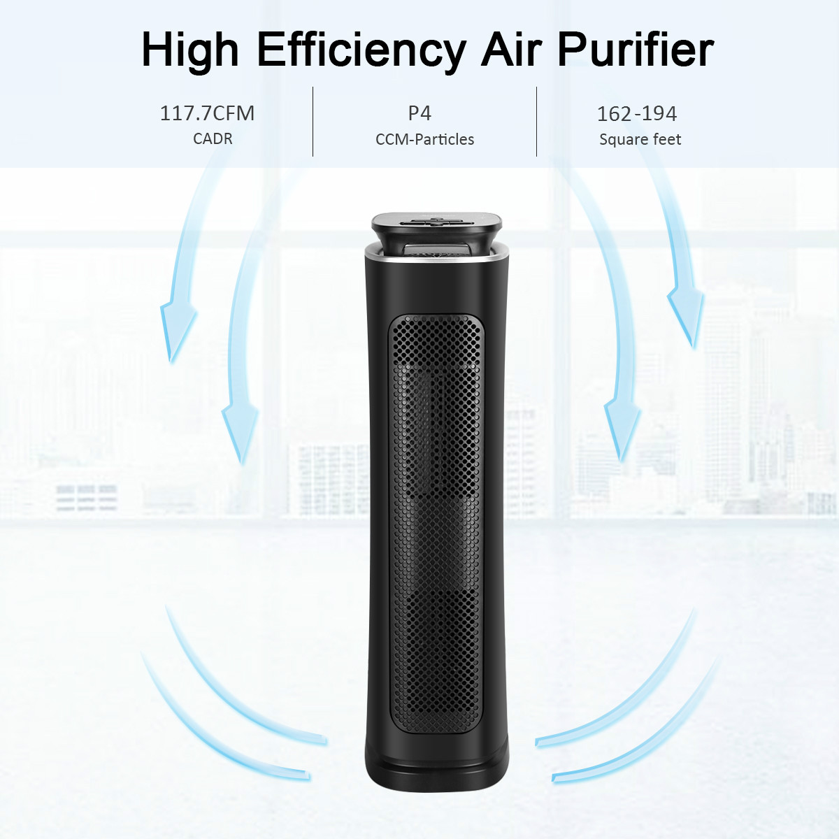 Excellent Air Purifier With True Hepa Filter Air Purifier Odor Allergies Eliminator For Home Smokers Smoke Dust Mold And Pets Air Cleaner With Night Light Home Interior And Landscaping Spoatsignezvosmurscom