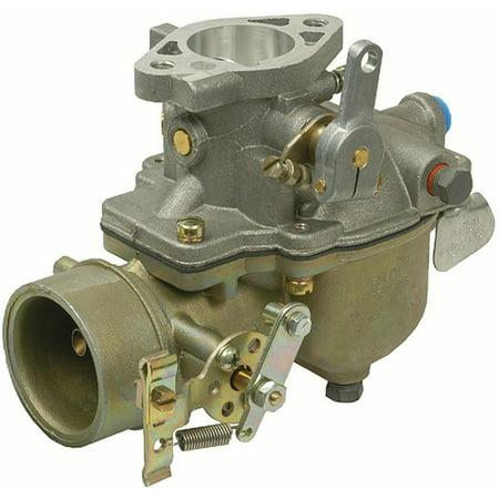 New Zenith Fuel System, Carburetor, Updraft, Gasoline - Fuel System Test