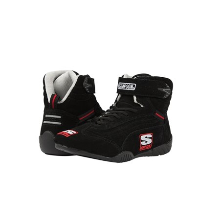 Simpson Racing Shoes >> Simpson Racing Shoes Suede Nomex Lined Sfi 5 Rated
