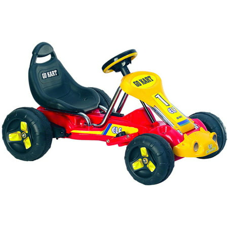 Ride on toy go kart battery powered ride on toy by rockin for Motorized ride on toys for 5 year olds