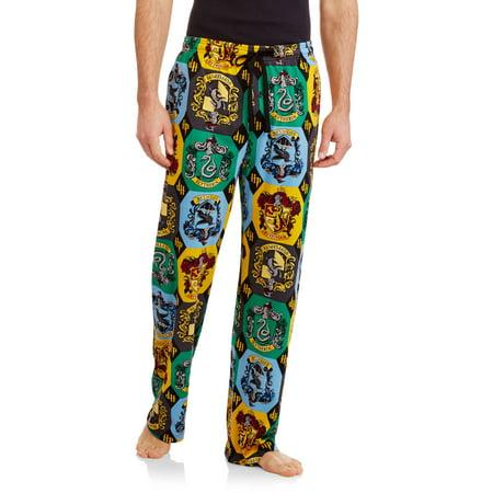 88bdacc970e1 Harry Potter - Men s All Over Printed Sleep Pant - Walmart.com