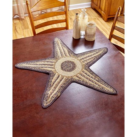 Braided Star Centerpiece - (Rock Star Centerpieces)