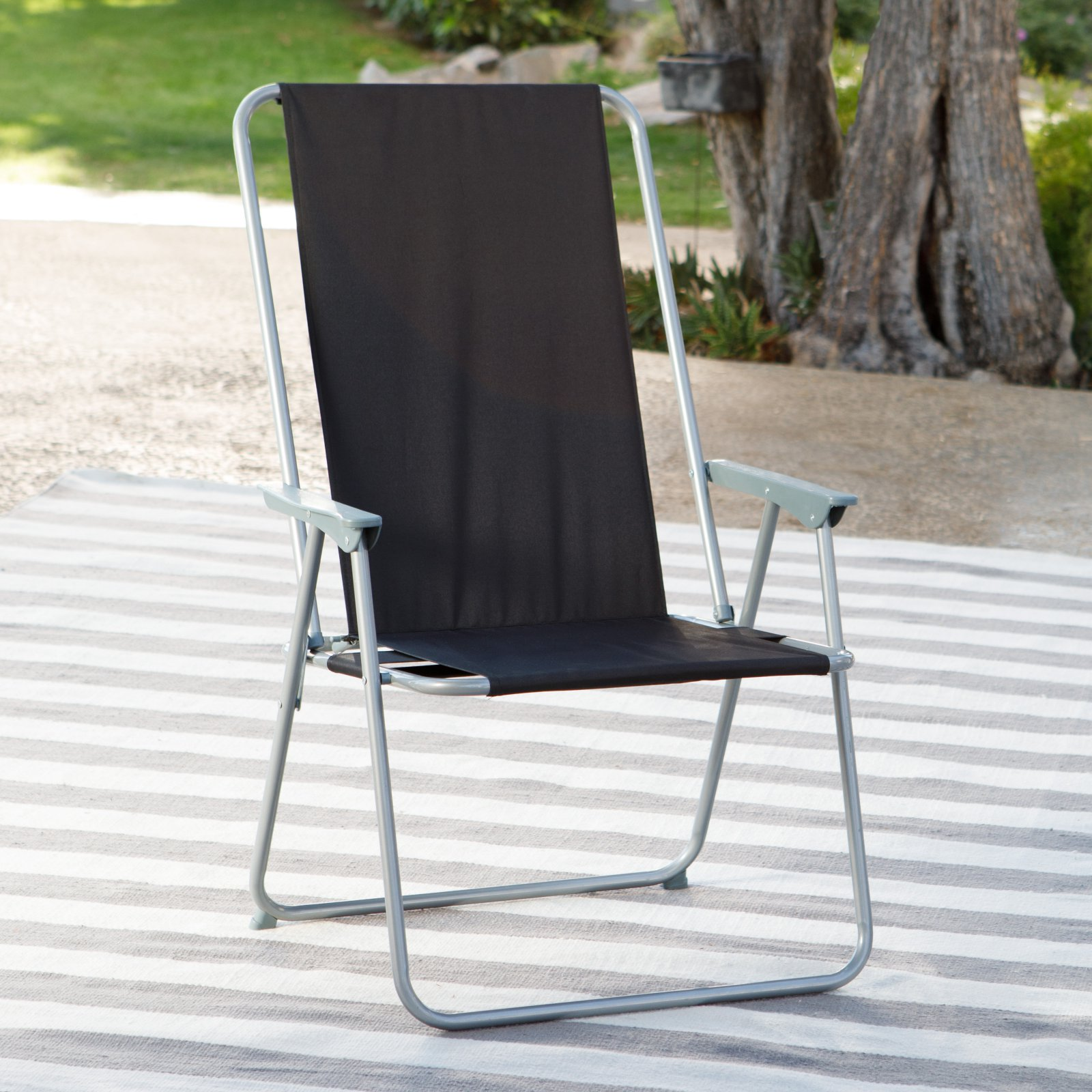 Phenomenal Coral Coast Oxford Folding Lawn Chair Short Links Chair Design For Home Short Linksinfo